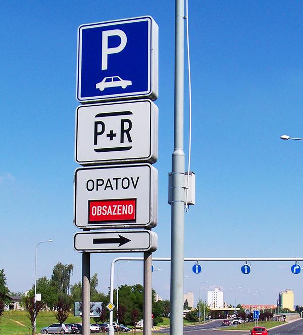 Prágai parkolás