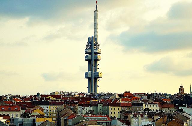 tévé torony prága