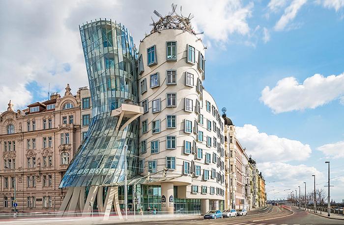 Prága újváros